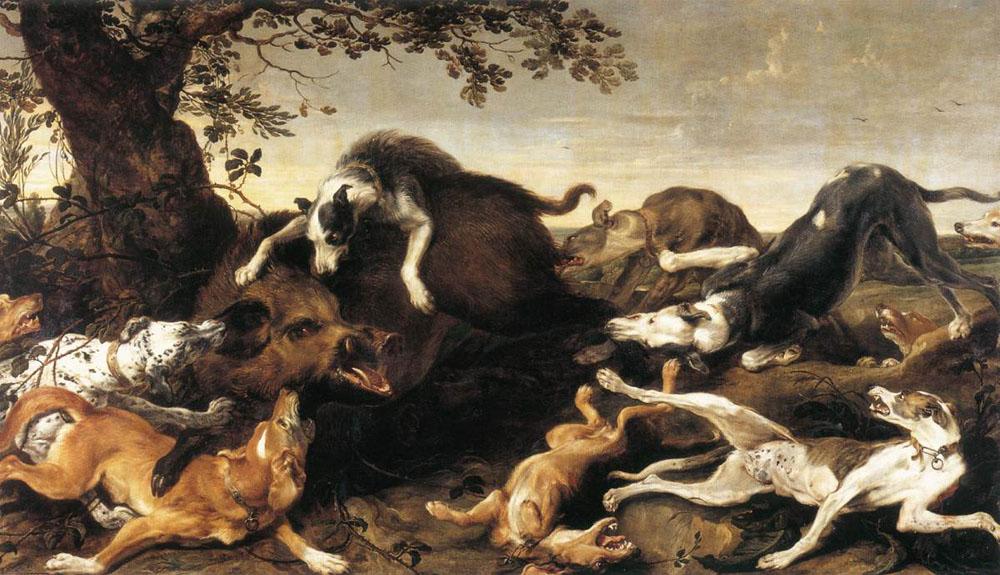 Frans Snyders (1579-1657)